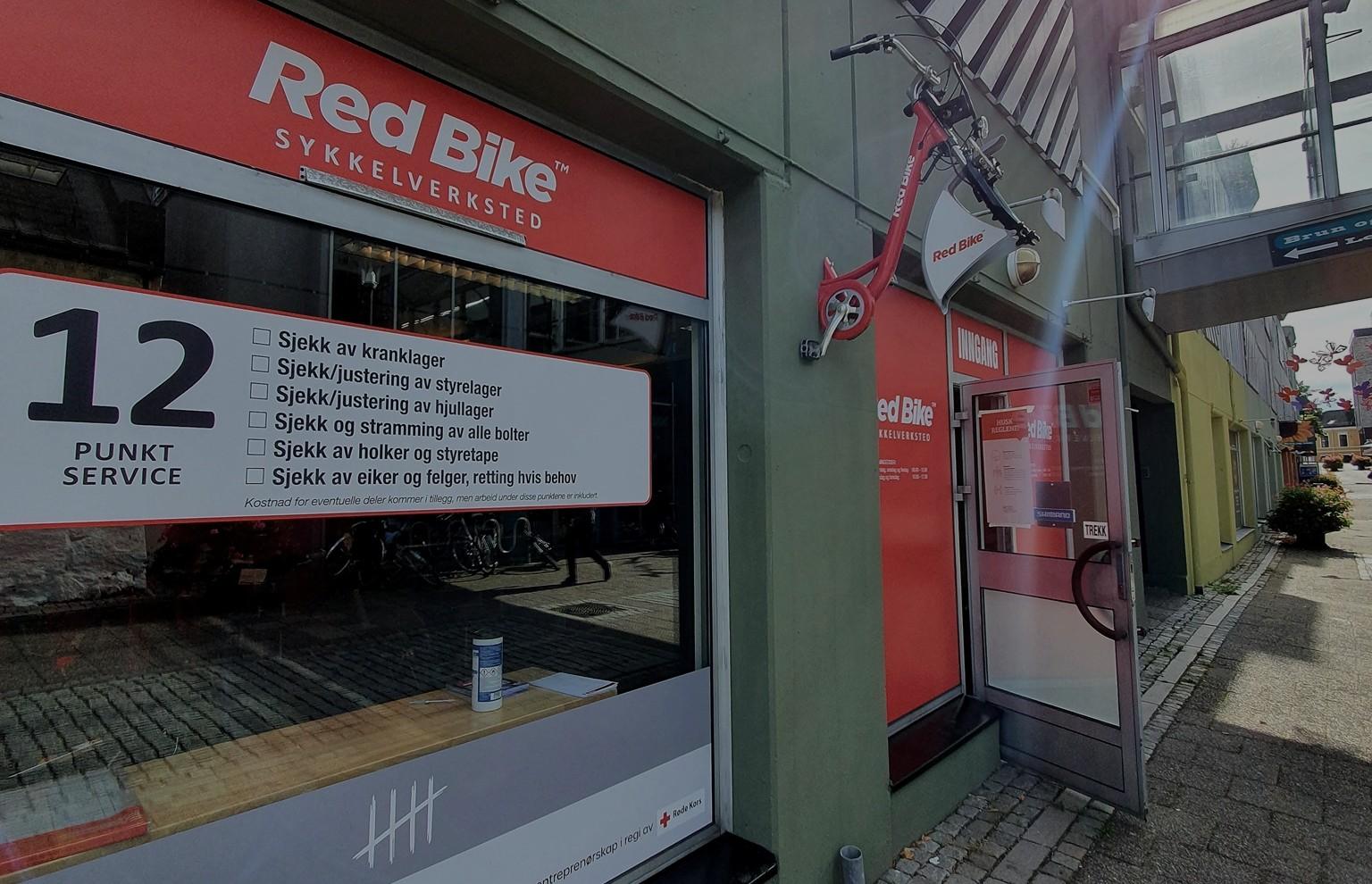 Ditt lokale sykkelverksted